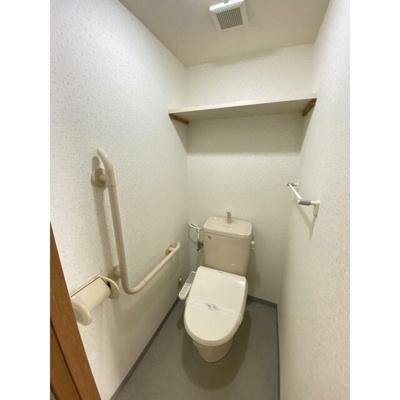 花見川ガーデンハイツのトイレ