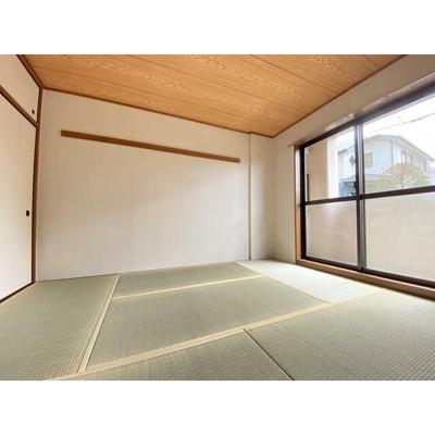 花見川ガーデンハイツの和室