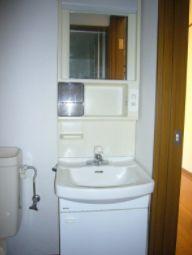 便利な独立洗面台(同一仕様写真)