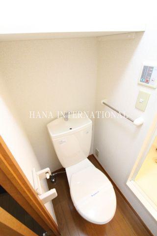 【トイレ】多摩百草