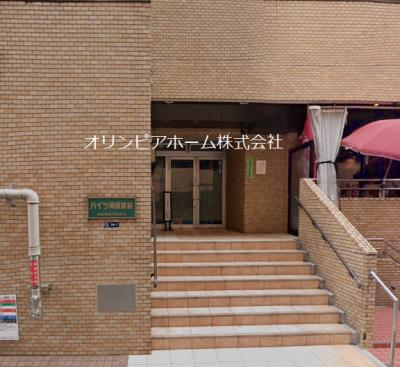 【外観】ハイツ両国駅前 3階 角 部屋 リ ノベーション済