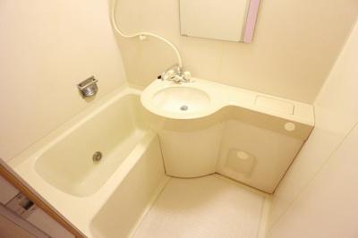 【浴室】ハイツ中路2
