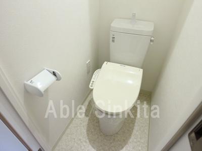 【トイレ】ハイツ中路2