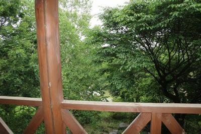 夏場は木々が生い茂っているので見えませんが、葉が落ちると大胡、伊勢崎の夜景がきれいなのです(*'▽'