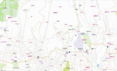 地図:広域