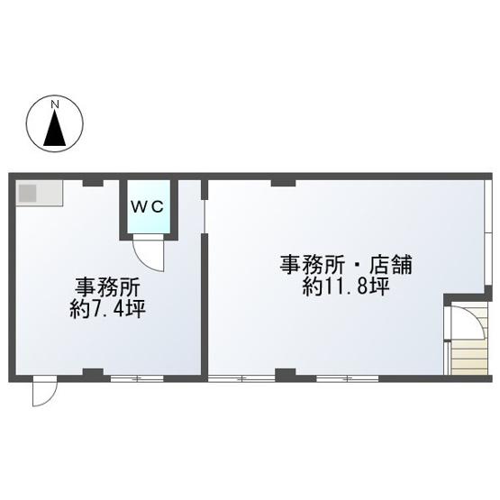 中島塩津事務所・店舗(2142-1)