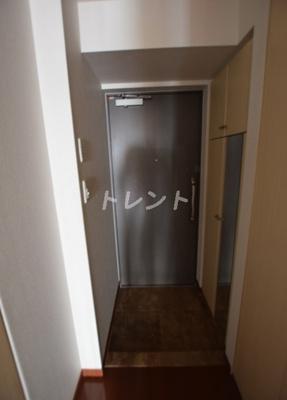 【玄関】パレステュディオ神田神保町