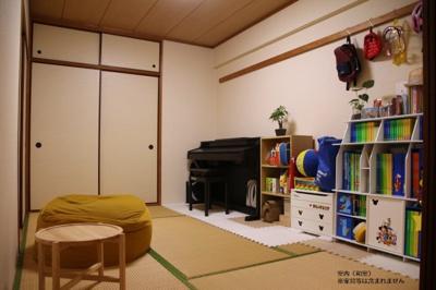 【居間・リビング】伊丹みやのまち4号館