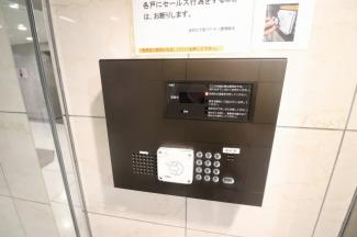 【エントランス】志村三丁目フラワーホーム