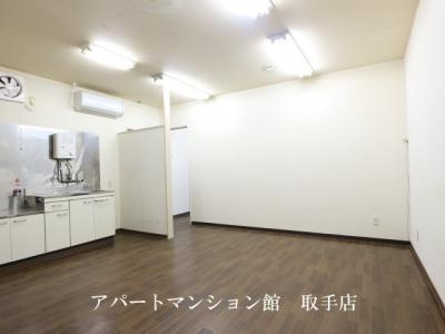 【居間・リビング】中村ビル