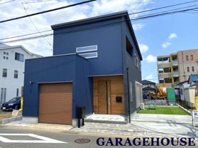 平塚市入野ガレージハウスの画像