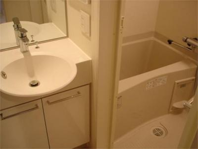 【浴室】レジディア大森III