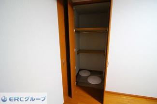 【収納】グランドメゾン六甲カネディアンヒル