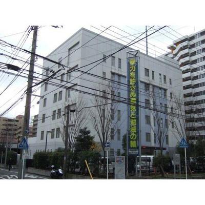 川崎警察署まで521m