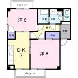 三原市田野浦2丁目のアパートの画像