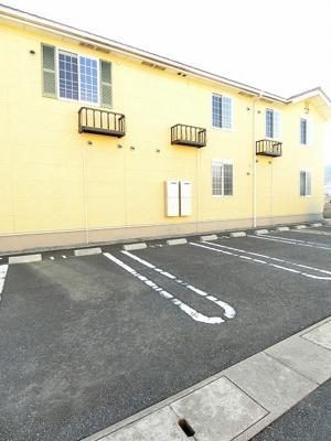 【駐車場】アルバ・ロームB
