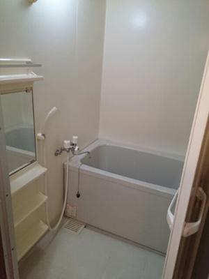 【浴室】ほうれんそう