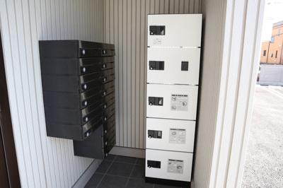 宅配BOX&郵便ポスト