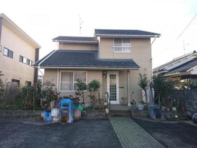 【外観】鳥取市松原中古戸建て