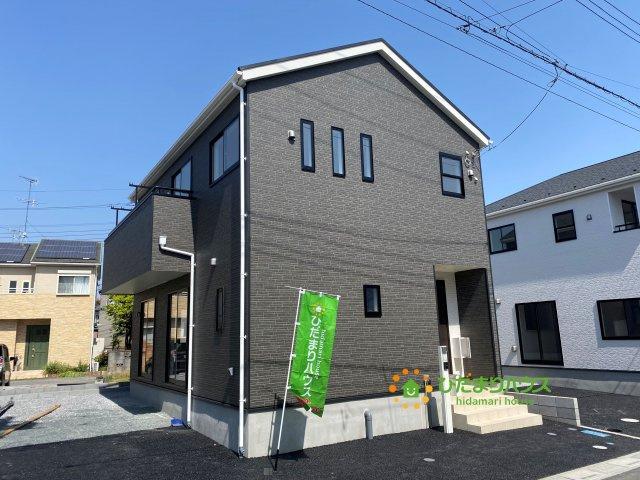 人気の久喜駅エリアで堂々完成です!!