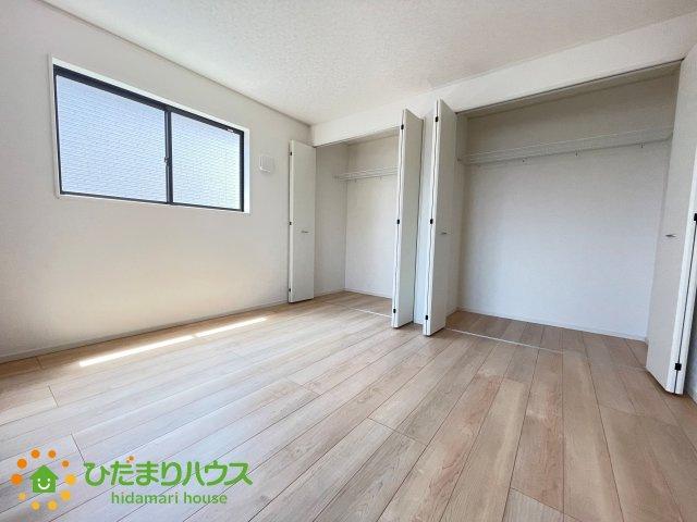 【その他】久喜市久喜北 第5 新築一戸建て 04 クレイドルガーデン