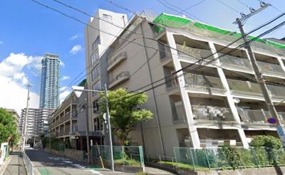 【外観】アベノ松崎町ハイツ