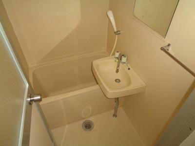 【浴室】アスカマンション