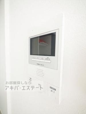 【セキュリティ】サークルハウス竹ノ塚壱番館