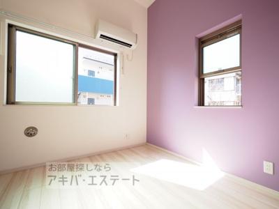 【居間・リビング】サークルハウス竹ノ塚壱番館