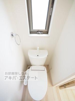 【トイレ】サークルハウス竹ノ塚壱番館