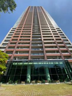 44階部分南向きのお部屋となります。