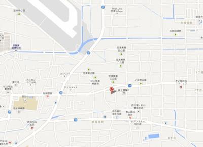 【地図】マリベールカトレア