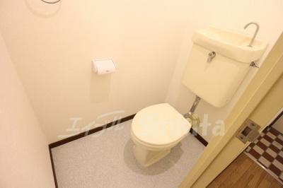 【トイレ】新大阪グランドハイツ北