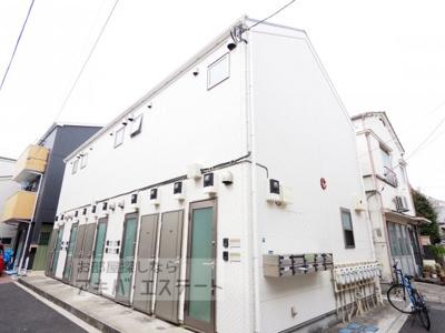 【エントランス】サークルハウス四つ木壱番館