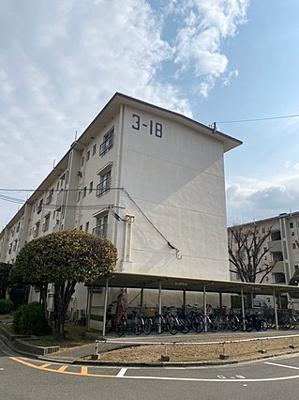【外観】新金岡団地第二住宅 参一壱八号棟