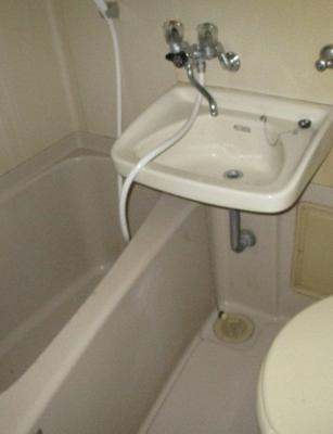 【浴室】セドルハイム