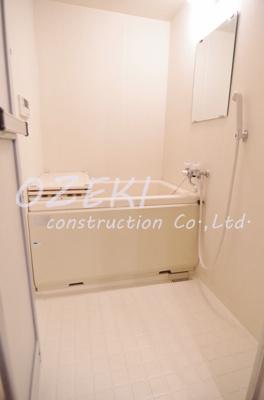 【浴室】ヴューラー越谷