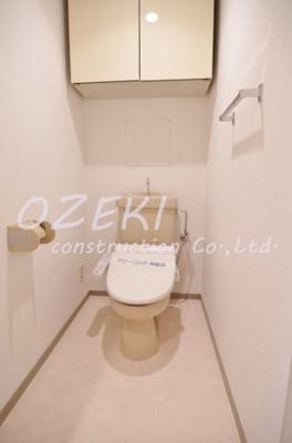 【トイレ】ヴューラー越谷