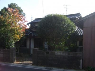 【外観】鳥取市徳尾土地