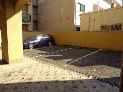 【駐車場】コーポ安田