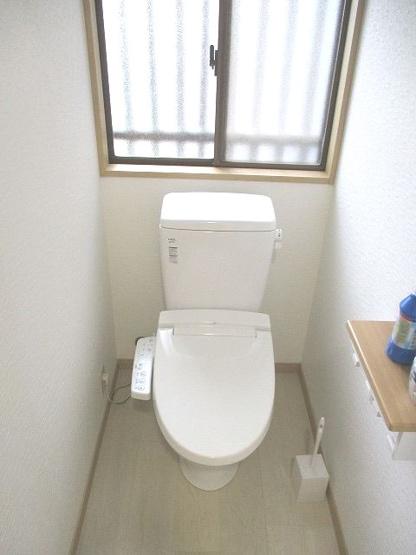 【トイレ】南区平和1丁目戸建