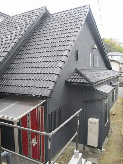 建坪約77坪 ゆとりの4LDK 広い屋根裏収納有り
