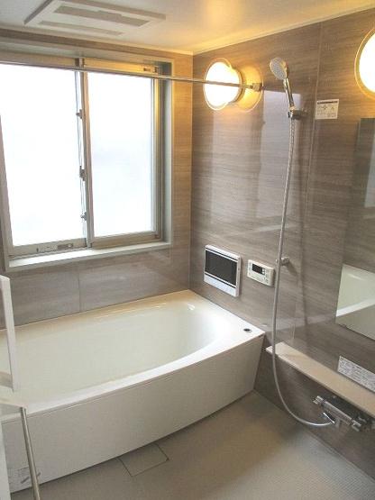 【浴室】南区平和1丁目戸建