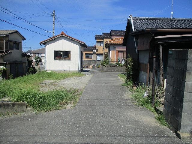 【前面道路含む現地写真】宇美町桜原3丁目戸建