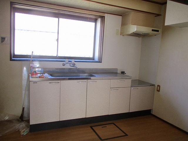 【キッチン】宇美町桜原3丁目戸建