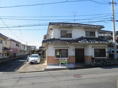 【外観】鳥取市浜坂3丁目中古戸建て
