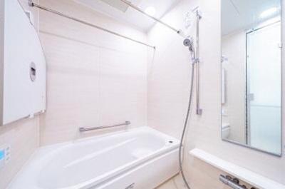 【浴室】パークタワー晴海 44階部分 2019年築 空室