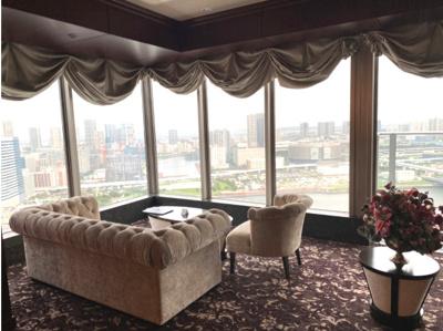 【その他共用部分】パークタワー晴海 44階部分 2019年築 空室