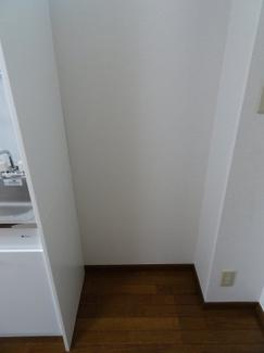 深尾マンション 冷蔵庫置き場