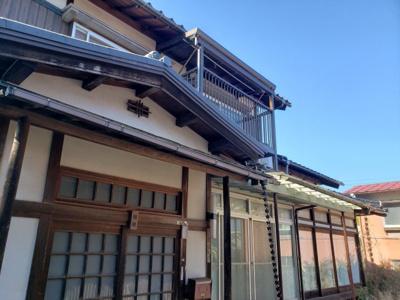 【外観】鳥取市桂木中古戸建て